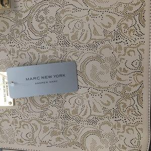 Marc New York Lacy Blush Full size Handbag
